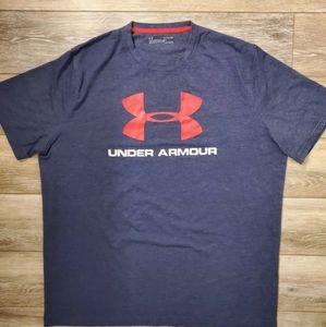 Mens Under Armour tshirt Sz XL